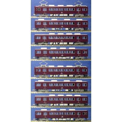 GREENMAX 阪急電鉄2800系電車(2804編成 冷房車)8両編成セット 4909の商品画像