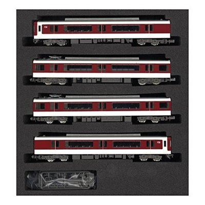 GREENMAX 近鉄5200系電車 動力付き4両編成セット 4078の商品画像