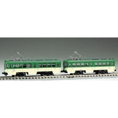 MODEMO 東急電鉄デハ80形(たまでん 片運転台型)2両セット NT31の商品画像