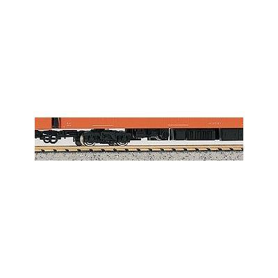 KATO モハ201形(中央線色 シングルアームパンタグラフ) 4496の商品画像