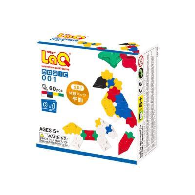 ラキュー ベーシック 001/体験パック (平面)の商品画像