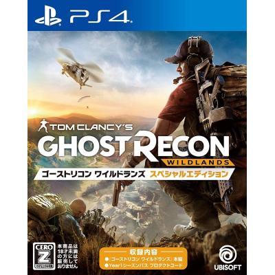 【PS4】 ゴーストリコン ワイルドランズ [スペシャルエディション]の商品画像
