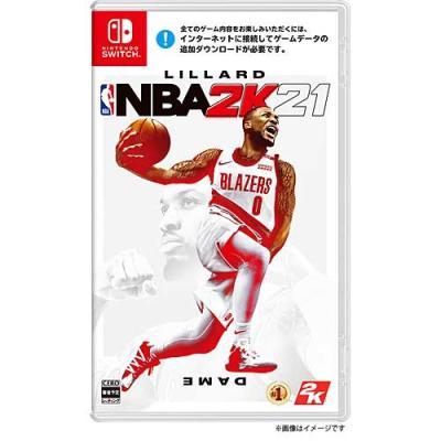 【Switch】 NBA 2K21 Nintendo Switch版の商品画像