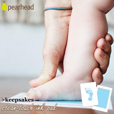赤ちゃん手形、足形セット