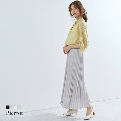 選べる プリーツスカート
