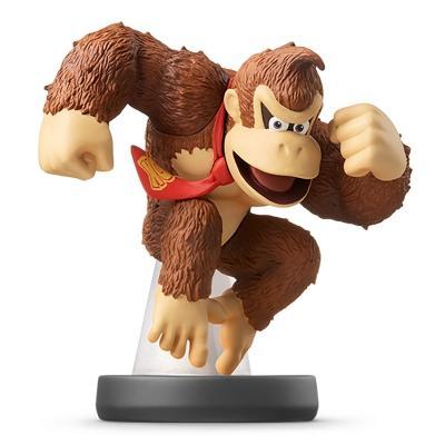 Wii U amiibo ドンキーコングの商品画像