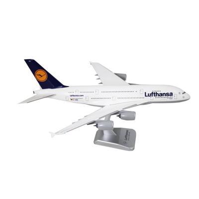 ルフトハンザドイツ航空 A380-800 New York ギアナシ、スタンド付属 (1/200スケール LH21)の商品画像