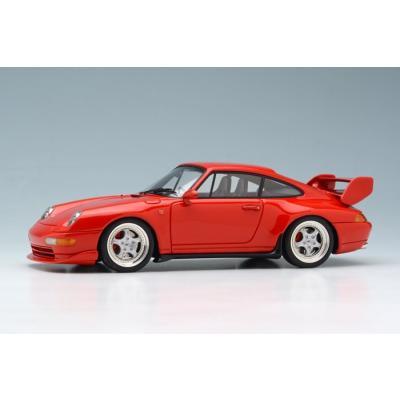 VM096 Porsche 91(993) Carrera RS 1995 (日本仕様) ガーズレッド (1/43スケール VISION(ヴィジョン) VM096C)の商品画像