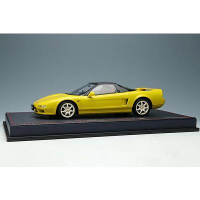 Honda NSX-R (NA1) 1994 Option wheel ver. チャンピオンシップホワイト (1/18スケール IDEA(イデア) IM010A)の商品画像