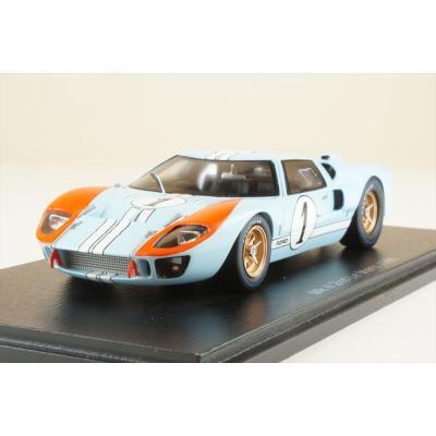 Mk II No.2nd Le Mans 1966 K.Miles - D.Hulme (1/43スケール S4075)の商品画像