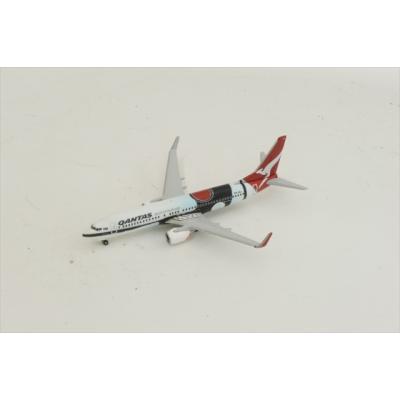 B737-800 カンタス航空 Mendoowoorrji UH-XZJ (1/500スケール 526418)の商品画像