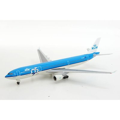 A330-300 KLMオランダ航空 「95周年」 (1/500スケール 527903)の商品画像