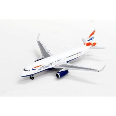 A320 ブリティッシュエアウェイズ G-EUYU (1/500スケール 528313)の商品画像