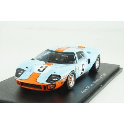 Ford GT40 No.9 Winner Le Mans 1968 Pedro Rodriguez - Lucien Bianchi (1/43スケール 43LM68)の商品画像