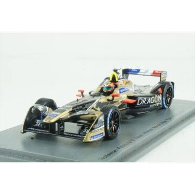 Techeetah Formula E Team No.25 Winner Rd.12 New York ePrix (1/43スケール 43FE04)の商品画像