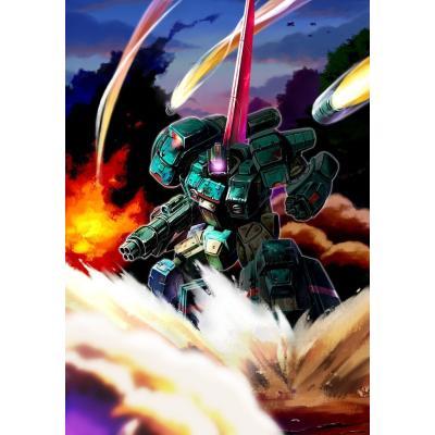【PSP】 機装猟兵ガンハウンドEX [限定版]の商品画像
