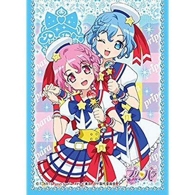 キャラクタースリーブ プリパラ ドロシー&レオナ (EN-030)の商品画像