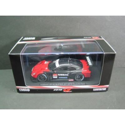 日産 GT-R SGT 2010 鈴鹿 テスト No.230 (1/43スケール 44316)の商品画像