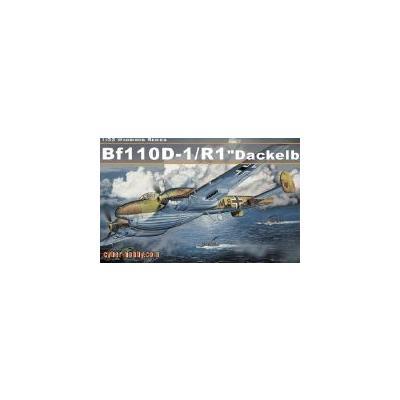 ドイツ空軍 Bf110 D-1/R1 Dackelbauch (1/32スケール CH3207)の商品画像