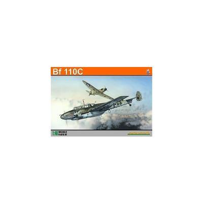メッサーシュミット Bf110C (1/48スケール プロフィパック EDU8201)の商品画像