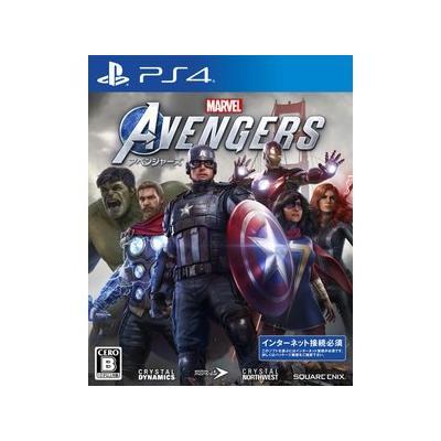 【PS4】 Marvel's Avengersの商品画像