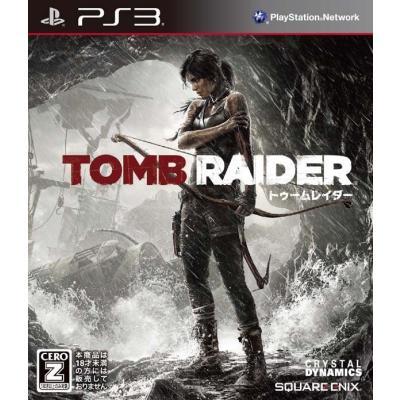 【PS3】 トゥームレイダー [通常版]の商品画像