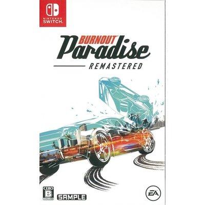 【Switch】 Burnout Paradise Remasteredの商品画像