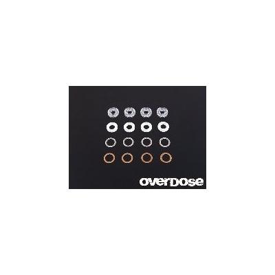 ショックオイルシールセット (Xリング, シャフトガイド, シム) OD1169aの商品画像