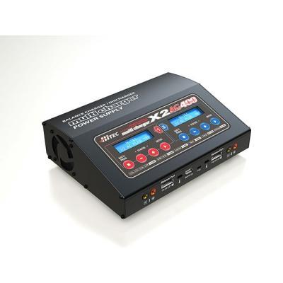 充放電器 multi charger X2 AC PLUS 400 44267の商品画像