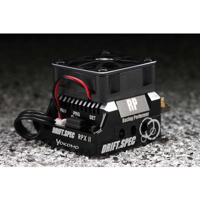 ESC Racing Performer RPX-II DRIFT SPEC BL-RPX2Dの商品画像