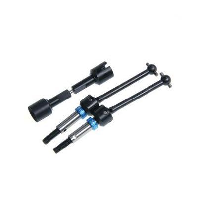 TSD ユニバーサルシャフト +3mmオフセット/デフジョイント TT01/01E用 3637の商品画像
