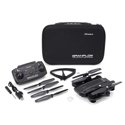 G-FORCE 2.4GHz 4ch Quadcopter GRANFLOW(Black) GB060の商品画像