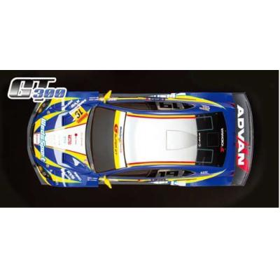 1/12RC Weds Sport IS350 (GT300シリーズ) GT3-IS350の商品画像