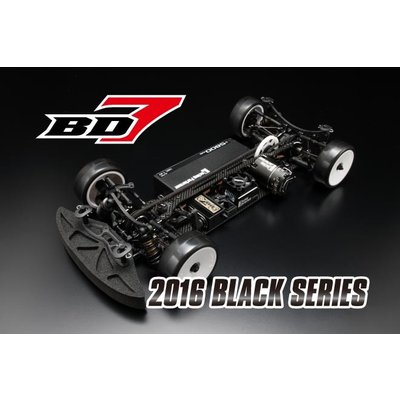1/10RC BD7 2016 BLACK SERIES MRTC-BD716の商品画像