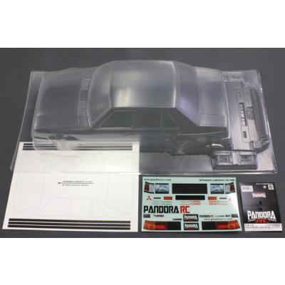 Mitsubishi LANCER EX ランタボ PAB-2149の商品画像