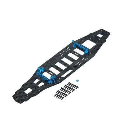 シャーシ バッテリーホルダーセット TA06用 TA06-27P4-Uの商品画像