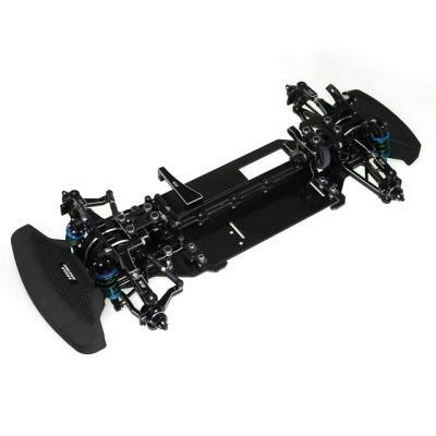 TT02 GRTレーシングシャーシV2 TT02-RV2-KIT-BKの商品画像