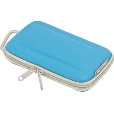 new 3DS用 プロテクトケース ブルー SZC-3DS1401BLの商品画像