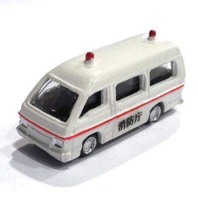 津川洋行 救急車 完成品 LA-111の商品画像