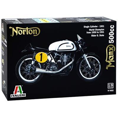 ノートン マンクス 500cc 1951 (1/9スケール IT4602)の商品画像