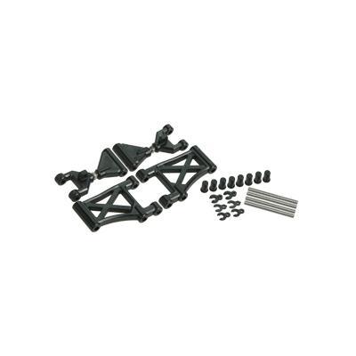 リヤ サスペンションアームセット (キャンバー角調整可) TT-01用 TT01-21の商品画像