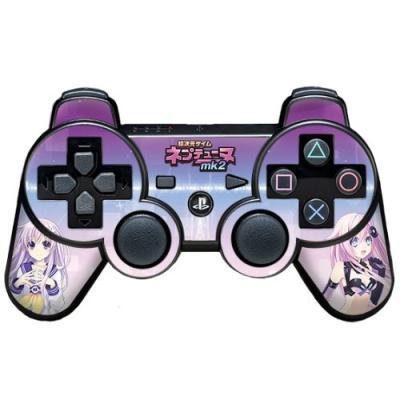 デザスキン 超次元ゲイムネプテューヌ/mk2 for PS3 DUALSHOCK3 デザイン5の商品画像