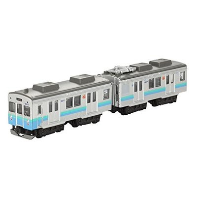 Bトレインショーティー 伊豆急行8000系 2両セット(東急8500系・伊豆のなつ号用パーツ付属)の商品画像