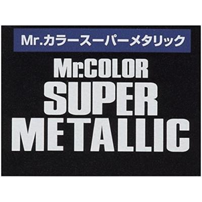 スーパーチタン (ノンスケール Mr.カラースーパーメタリック SM05)の商品画像