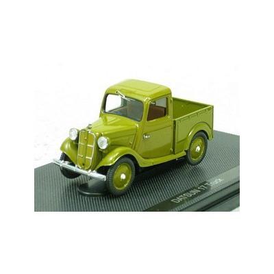 ダットサン 17型 トラック (ブラウン) (1/43スケール 44349)の商品画像