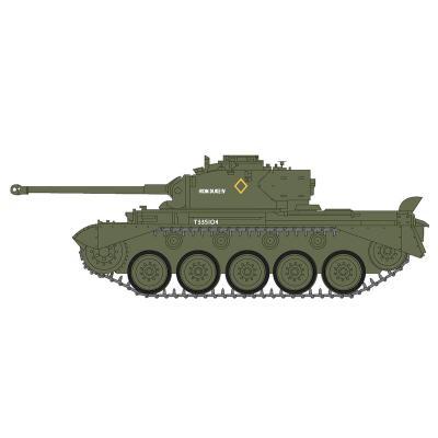 コメット巡航戦車 `イギリス陸軍 第7機甲師団` (1/72スケール HG5207)の商品画像