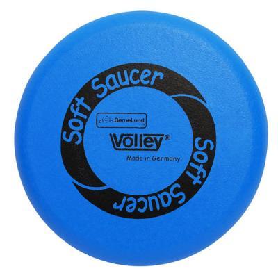 ボリー ソフトソーサー (青)の商品画像