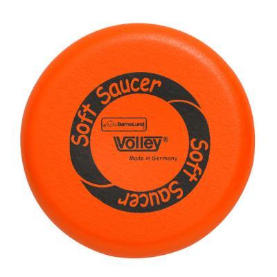 ボリー ソフトソーサー (オレンジ)の商品画像