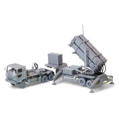 航空自衛隊 パトリオット PAC3発射機 (1/72スケール ミリタリーモデルキット No.8 009956)の商品画像