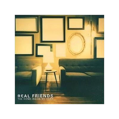 輸入盤 real friends home inside my head lp 0888072392489 の最安値
